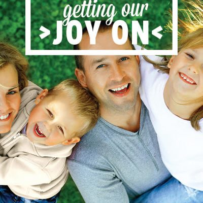 Getting our Joy On