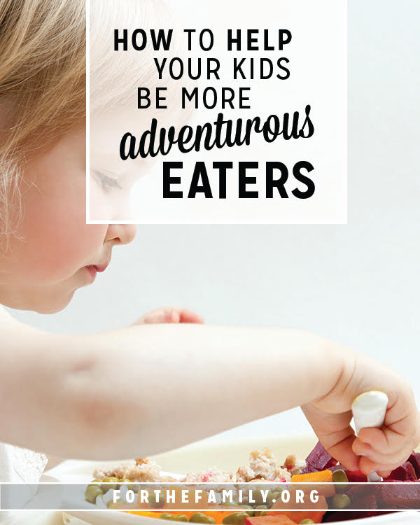 Do you have picky eaters? Or perhaps your children  only stick to kid menu style offerings, even at home? We're here to help expand their horizons and bring a sense of adventure to mealtime!