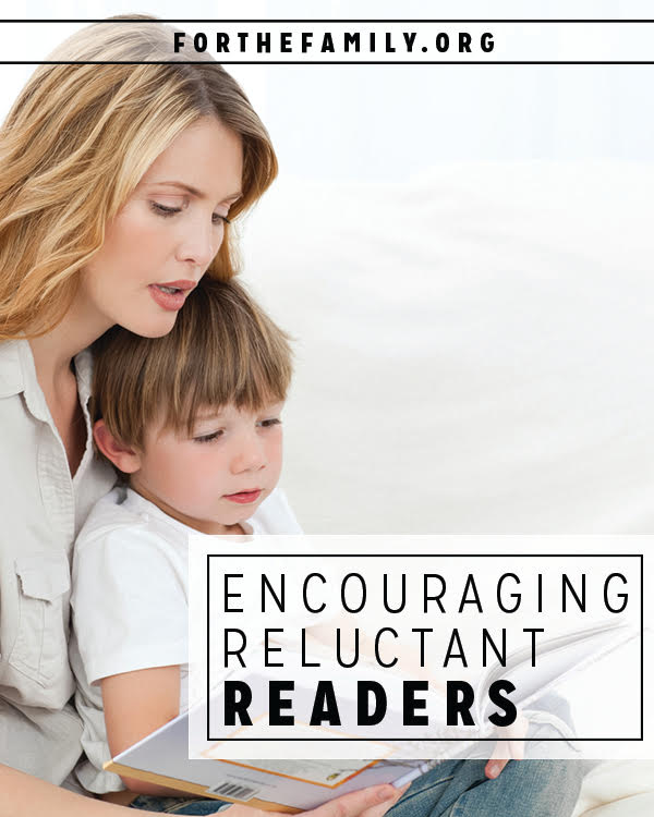 Do your children love to read? We know how important it is for them, but when they struggle or don't enjoy books, what can we do? These ideas will help ignite a love of literature this summer!