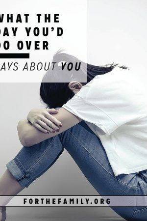 What the Day You'd Do Over Says About You