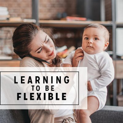 Learning to be Flexible