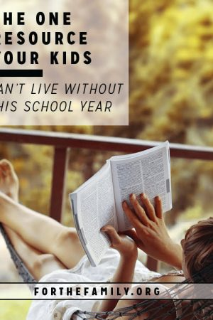 The One Resource Your Kids Can't Live Without This School Year