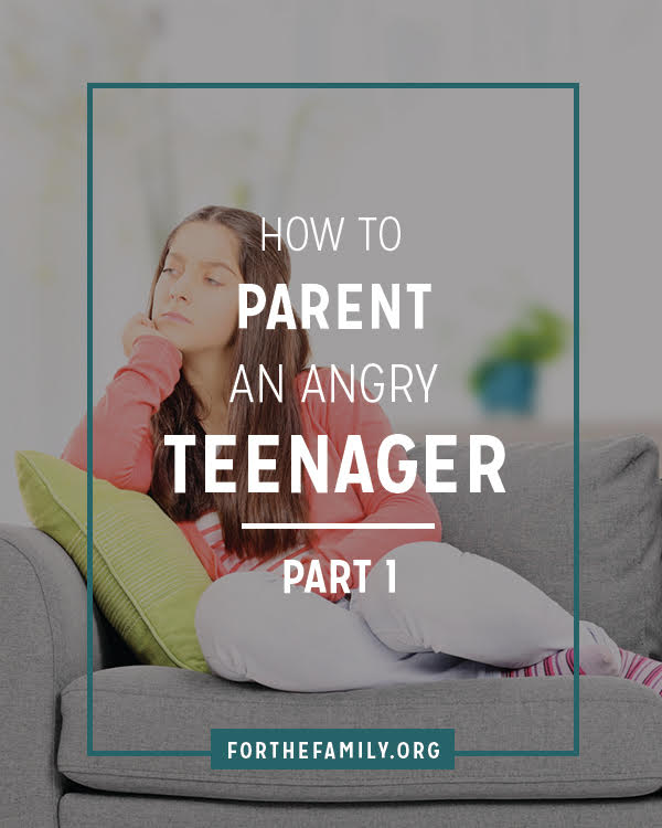 Anger is a default emotion for teens. Surprised? Being prepared to parent your child through the teen years and a few mysterious stages of development can make a huge difference in your family! Here's how you can engage their world.