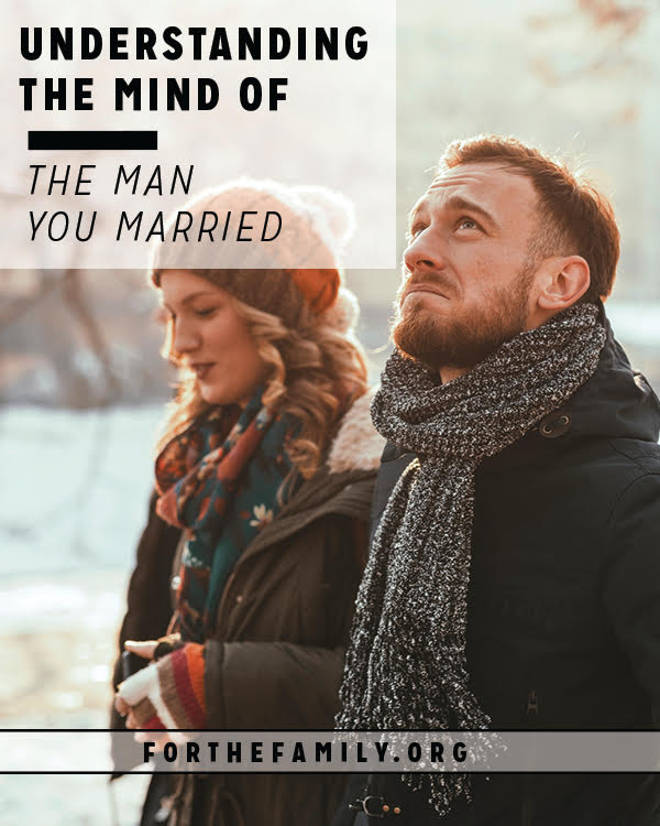 Do you really understand your husband? Many marriages break down because of the understanding between males and females. Men's brains function differently, and today, we're exploring just how!