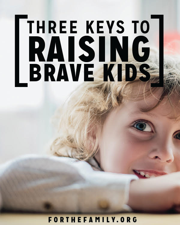 How do we help our children become adults who are able to exercise trust in God? Teach them how to walk in faith. Try these ideas to help them grow in bravery and boldness!