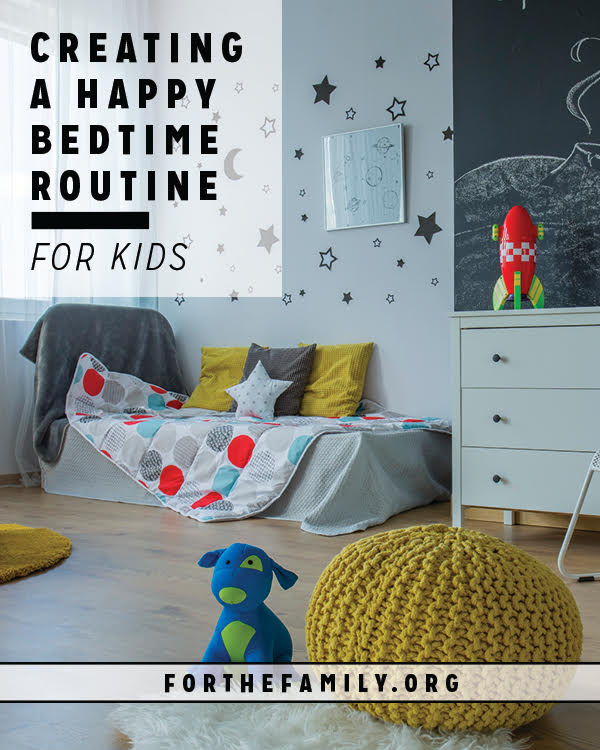 Does your child have a happy bedtime routine? Learn how to create one that builds bonds, security, and helps your whole family get some Zzzzzzs on the blog today.