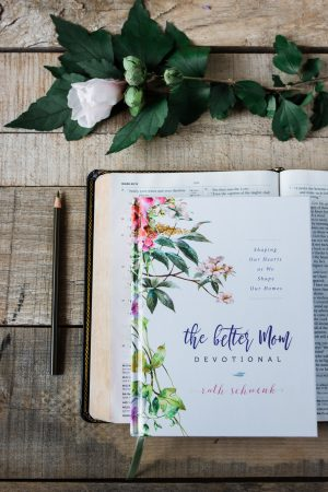 For the Mom Who Feels Overwhelmed
