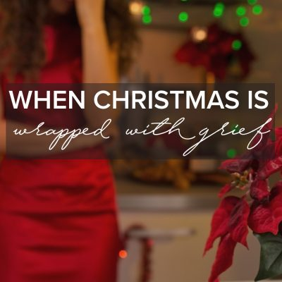 When Christmas is Wrapped With Grief
