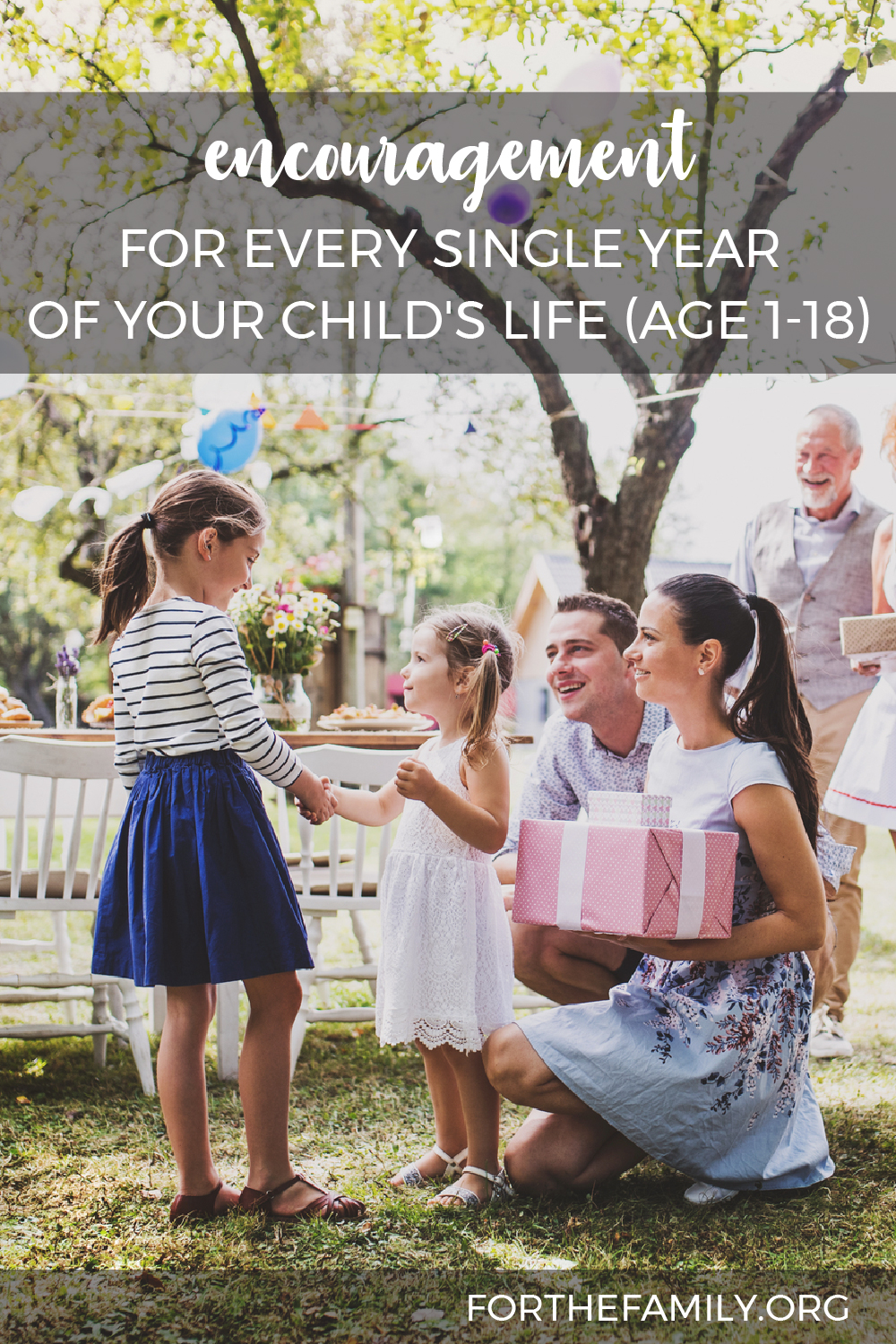 Every single year of your child's life is a wonder! Give thanks in every season, with our guide to what to expect in yearly development and reminders for you to trust God in each stage.