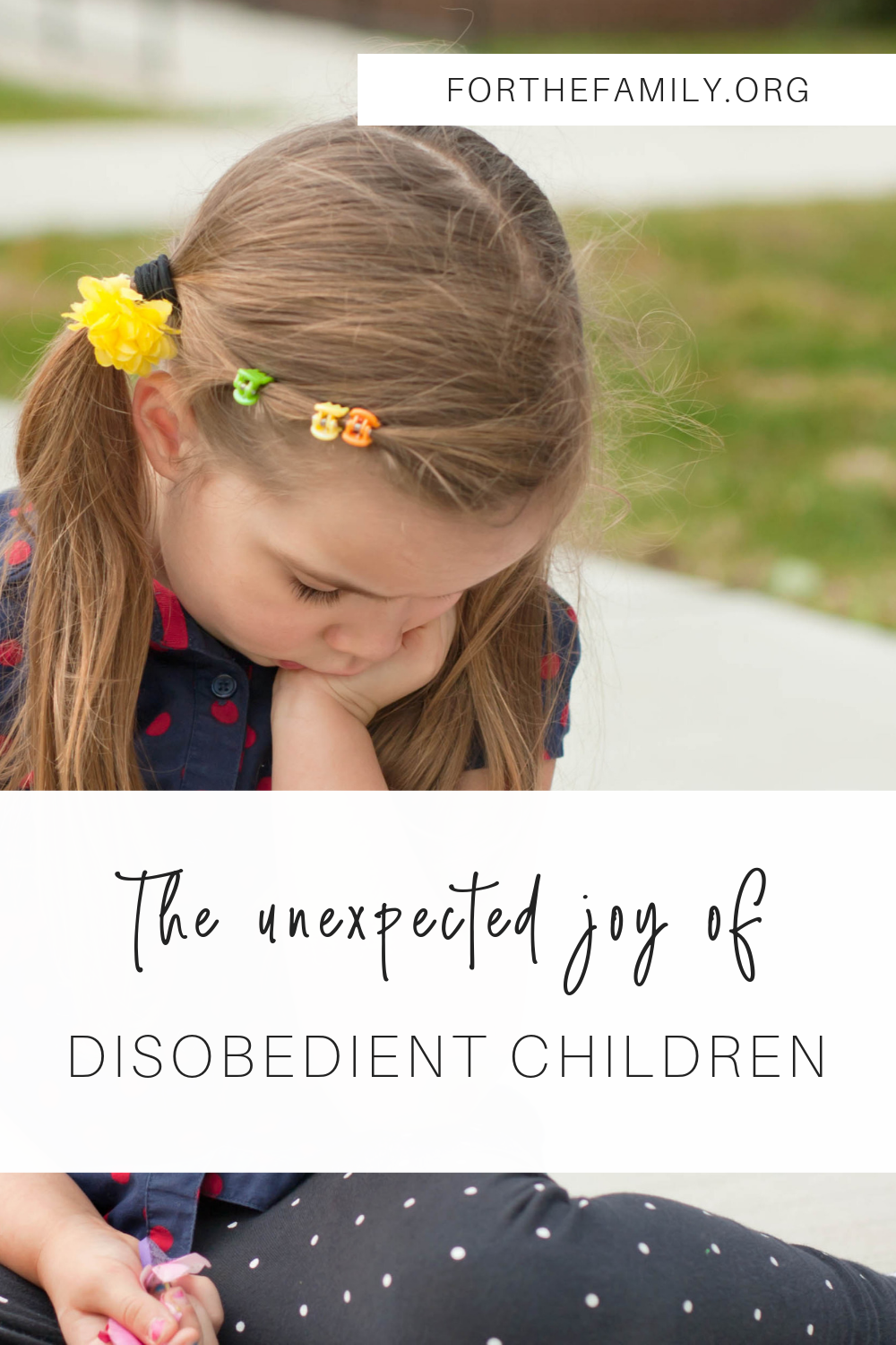 How do you respond to your children in imperfect moments? We have the opportunity to cultivate homes of connection in chaos instead of seeking a perfect performance. And the result is actually gospel love!