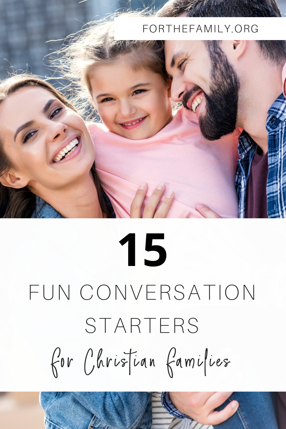 Does your family share life around the dinner table? Most of us dream about chatting and laughing with our families, but it can be hard to know how to break the ice! Try these conversation starters sure to get the convo going and bring you closer together!