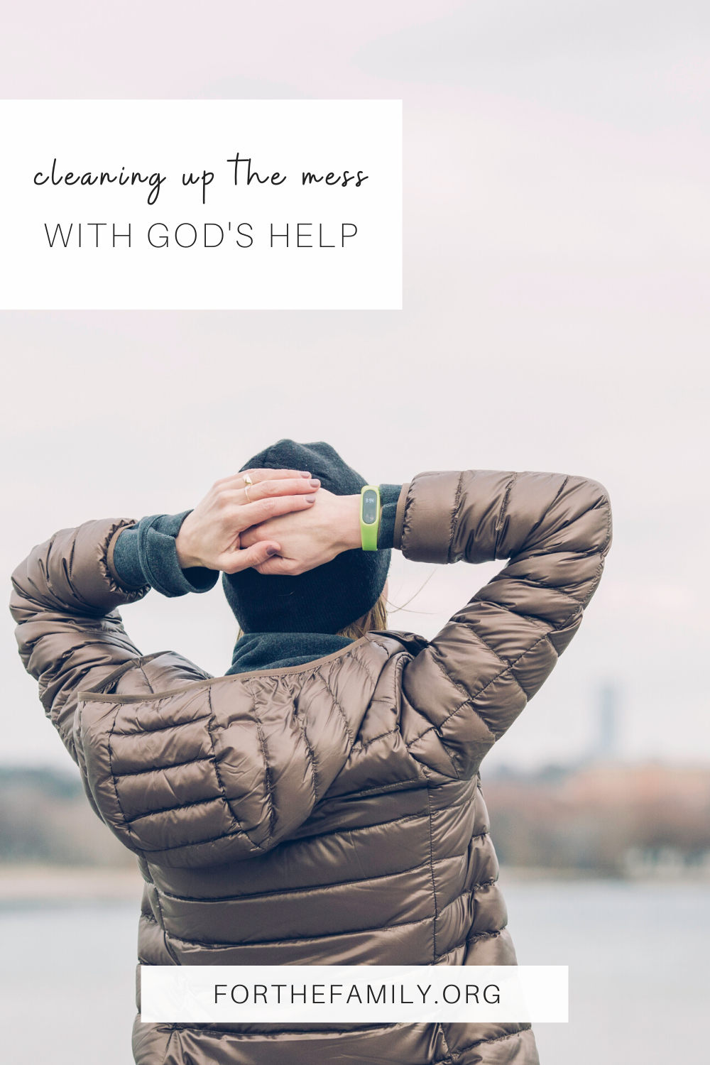 There are times in our lives when we feel like we are in a big mess that we don't know how to get out of. Luckily, we have a Heavenly Father willing to help us out of our messes, no matter how big or small!
