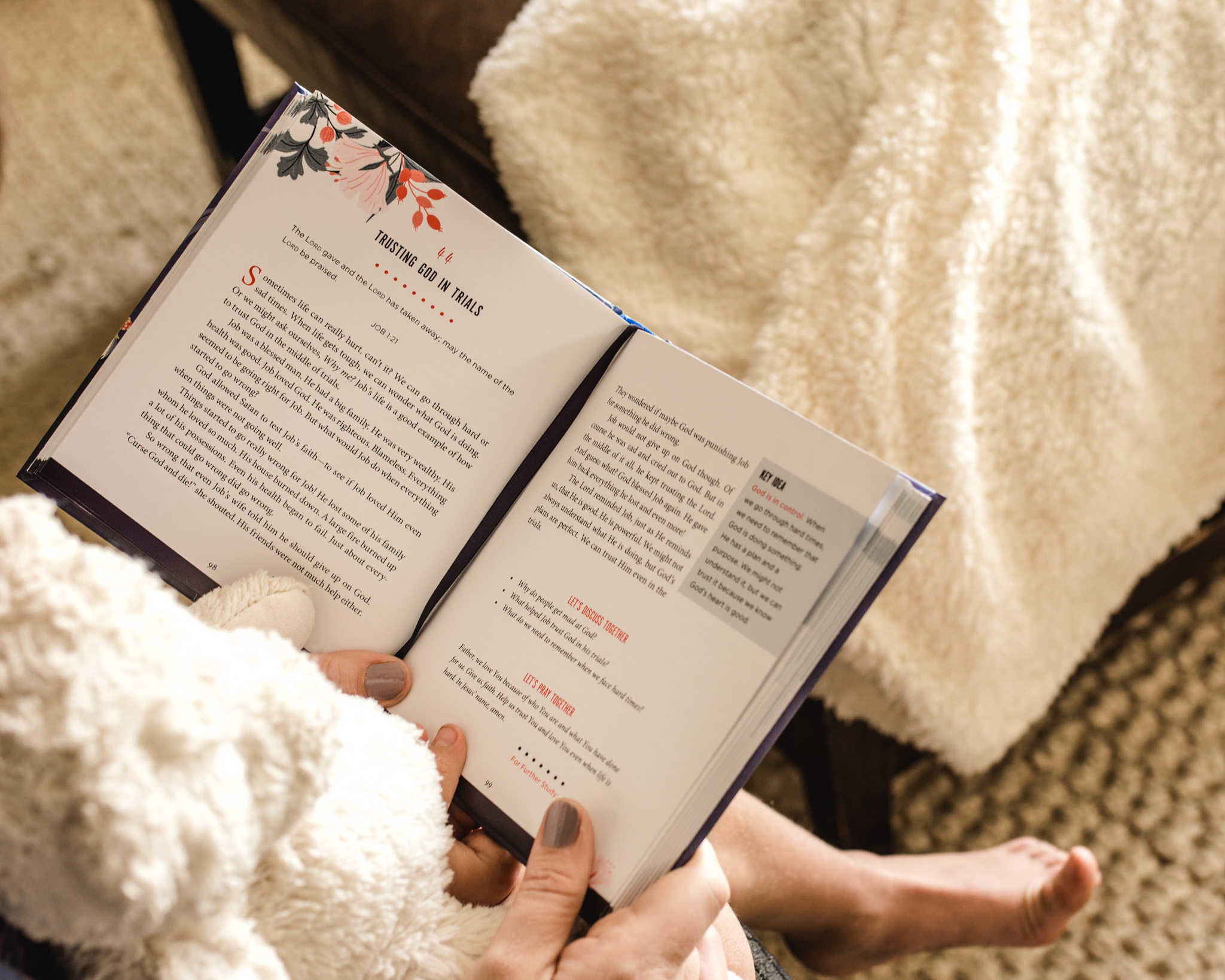 Faith Forward Family Devotional by Patrick and Ruth Schwenk