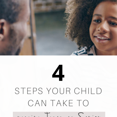 4 steps your child can take to receive Jesus as Savior
