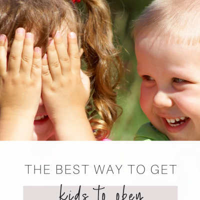The Best Way to Get Kids to Obey