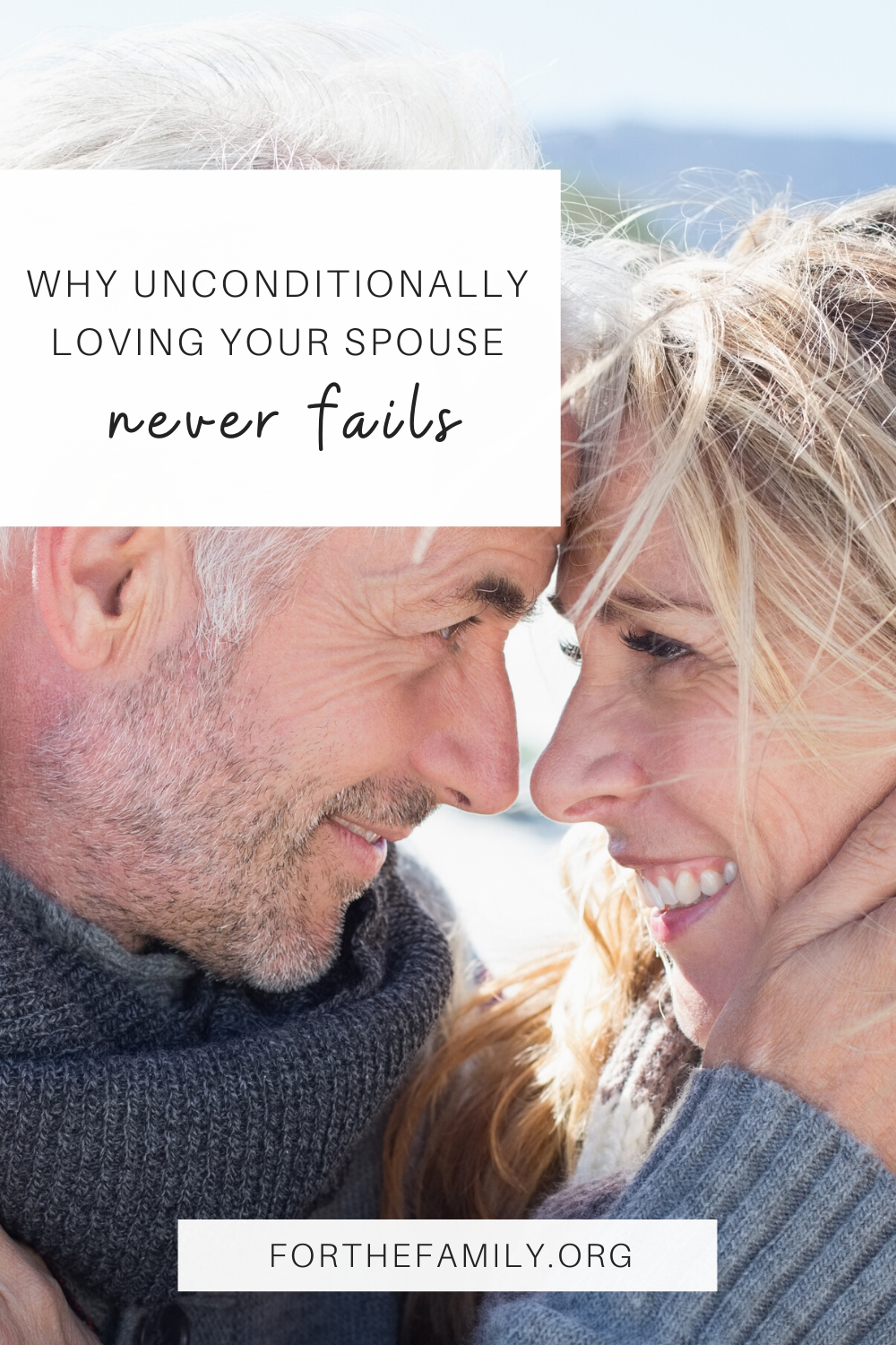 "Let's be real. Marriage isn't like what we see in the Hallmark Channel movies. Loving each other can be hard sometimes. But isn't ""difficult"" what makes love so extraordinary anyway?"