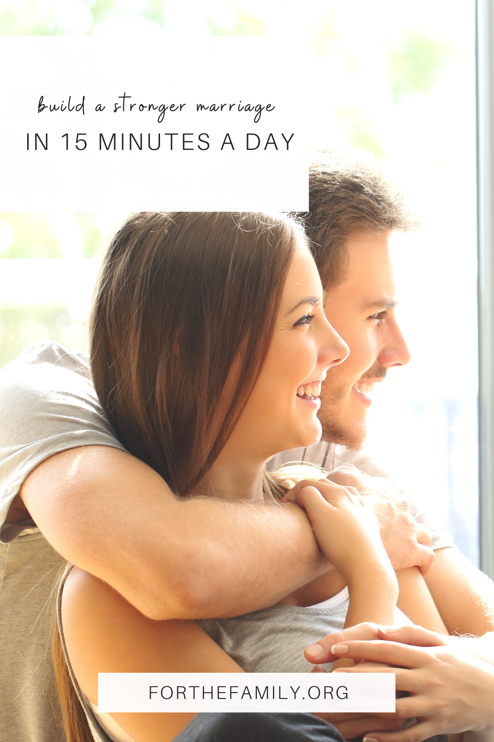 Since we are all experiencing an abundance of family time while working from home, it might be easy to let intentional time with your spouse fall to the back burner. Planning just 15 minutes a day to communicate as a couple can bring you that much closer! Here are some great conversation starters...