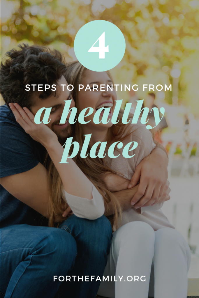 Our hurts, insecurities, fears, and past relationships come with us into parenting. We bring all of ourselves into our job as a parent. That's why spiritual and emotional wholeness is essential, both for you and your kids.